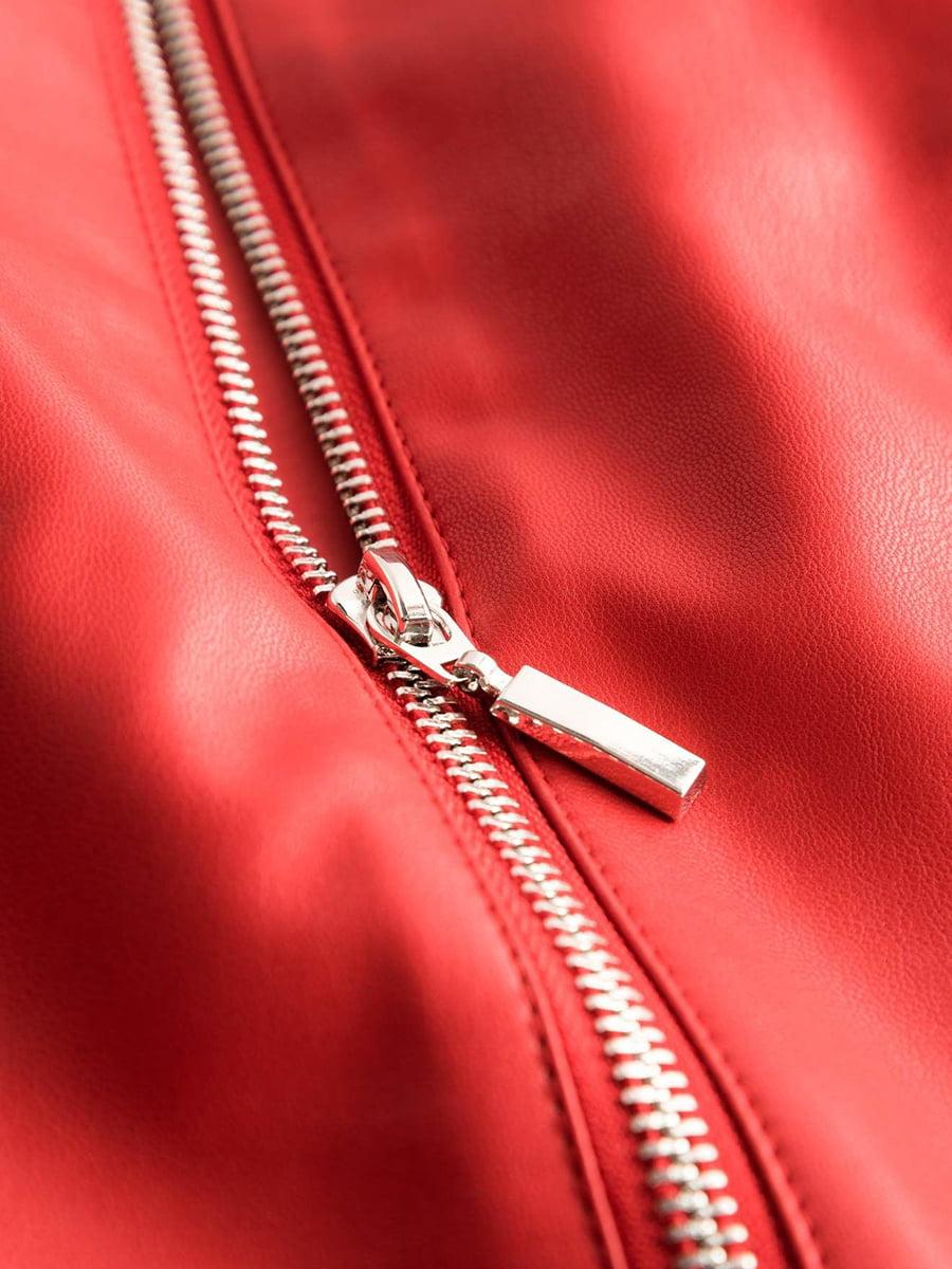 Куртка красная | 4985912 | фото 7