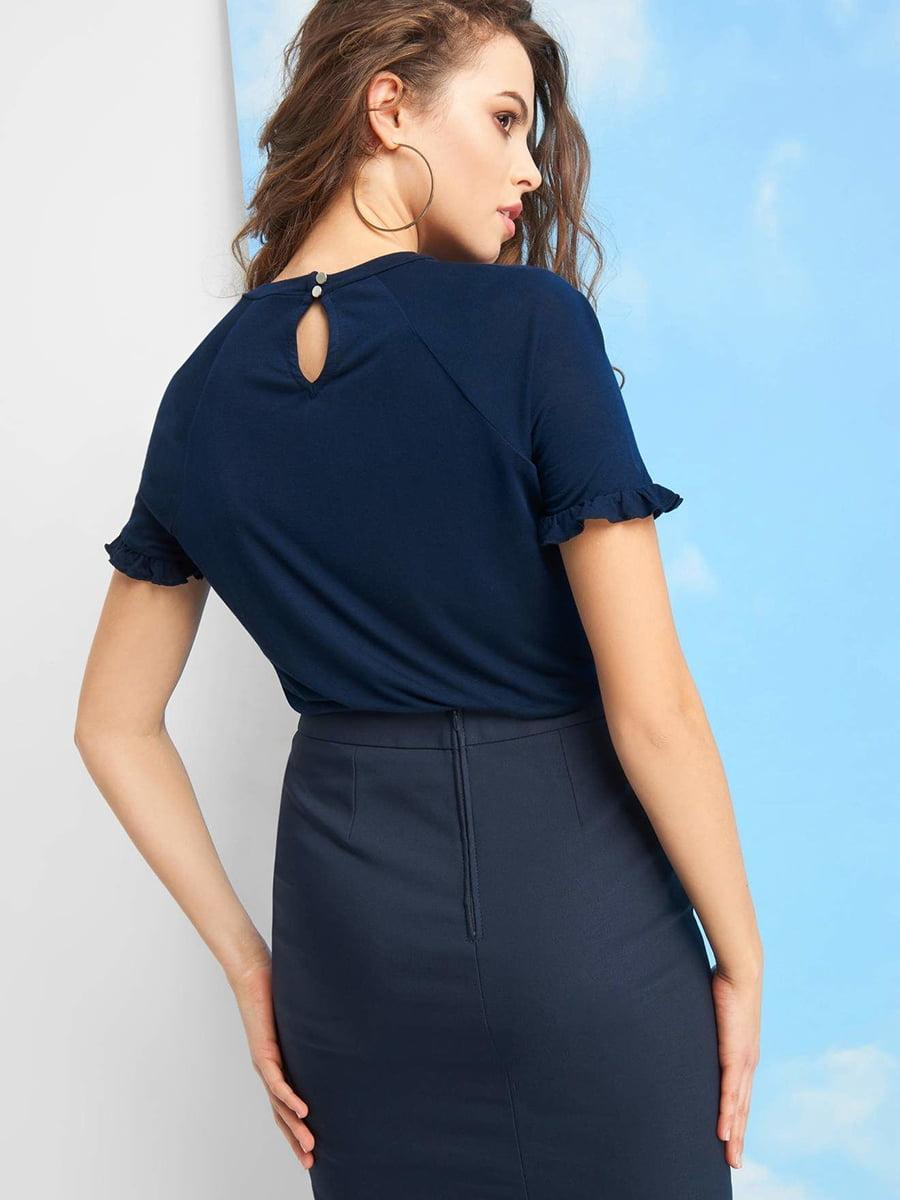 Блуза синя | 5039280