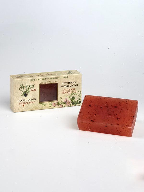 Мыло глицериновое с натуральными маслами «Мальва» | 4986451