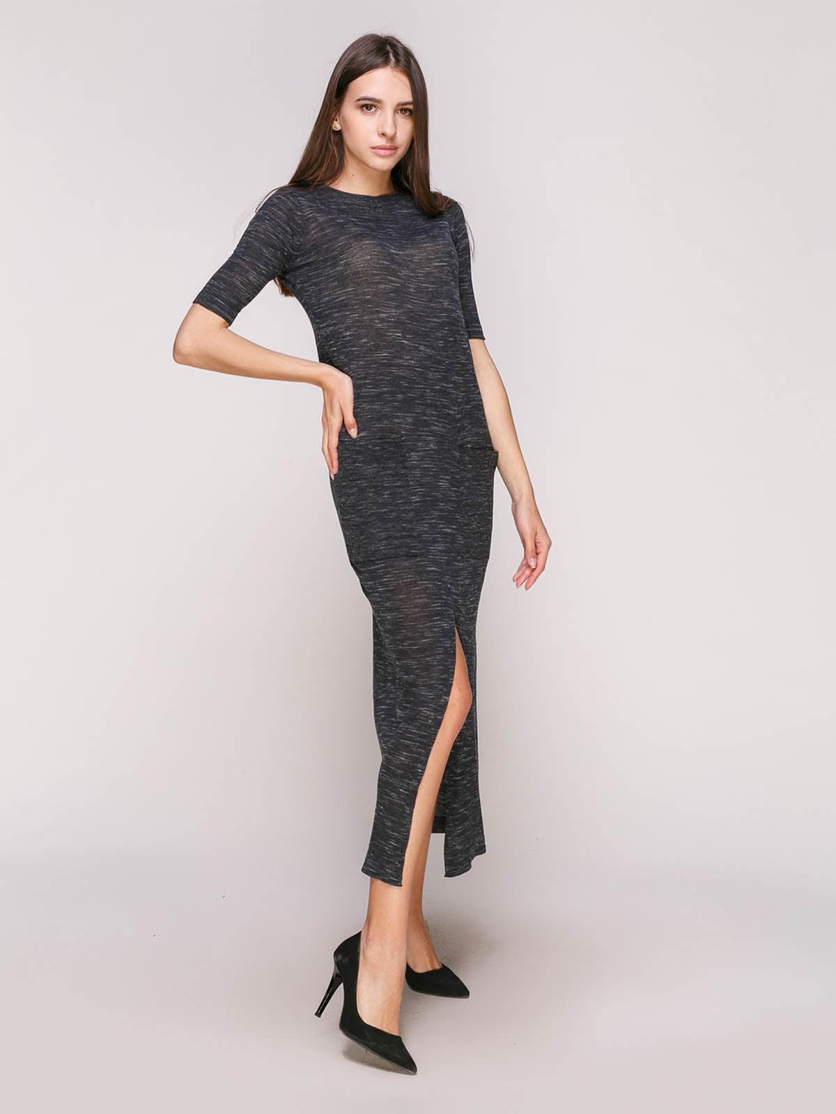 Сукня темно-сіра | 2565808