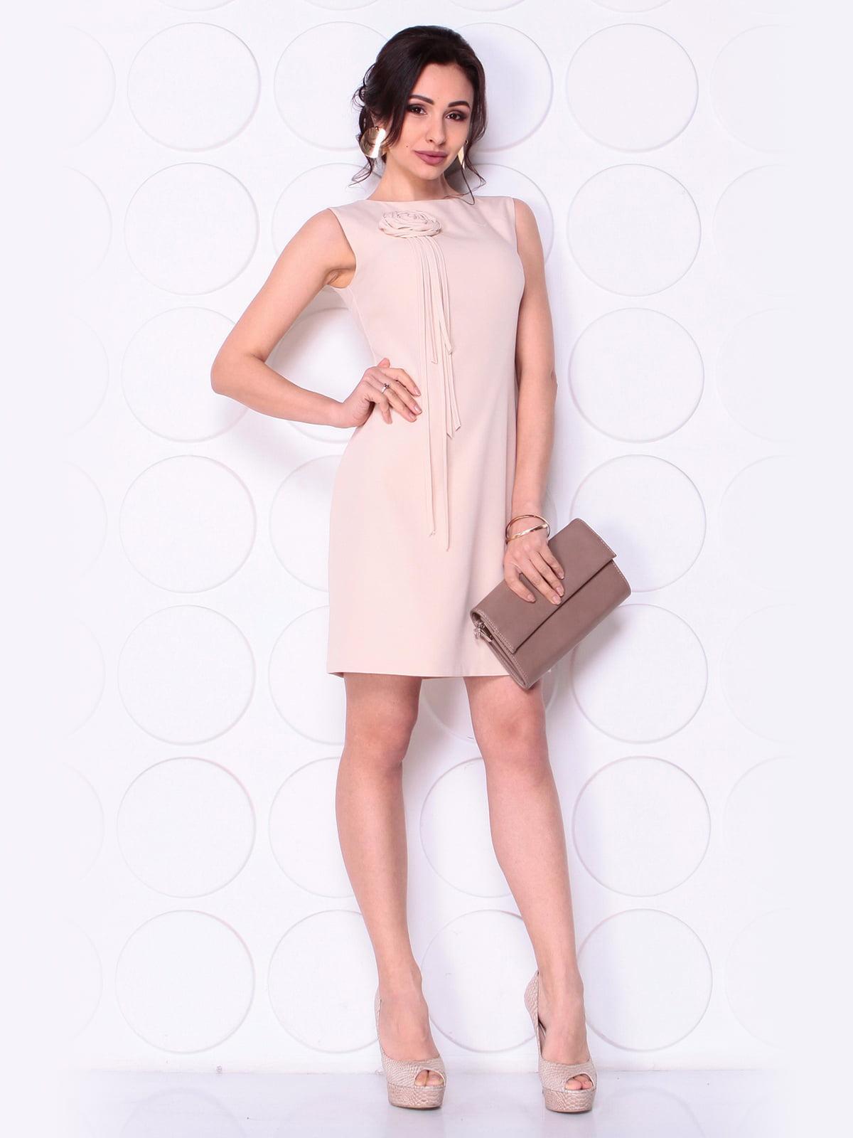 Сукня бежева | 5043857
