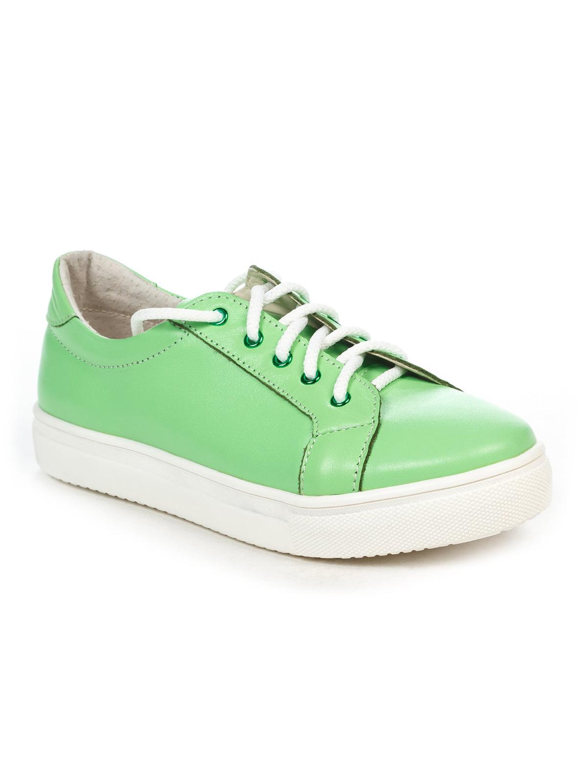 Кеды зеленые | 5037526