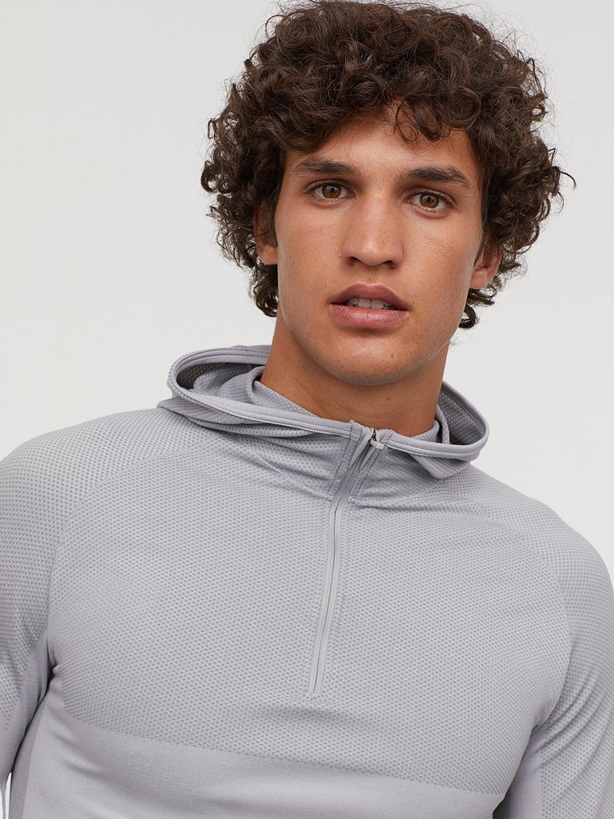 Джемпер серый | 5044933