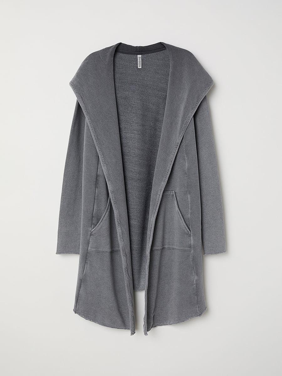 Кардиган серый | 5045134