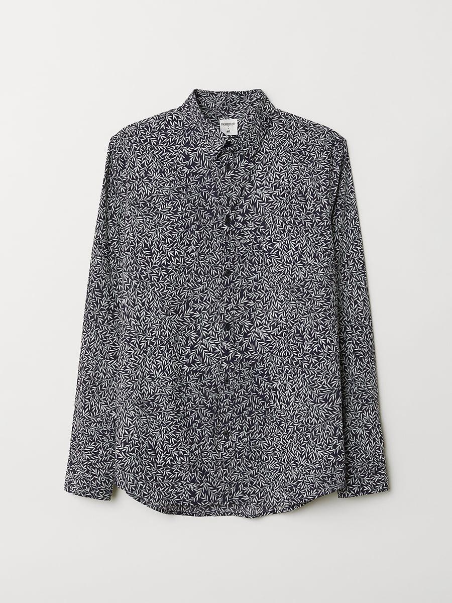 Рубашка синяя | 5045363