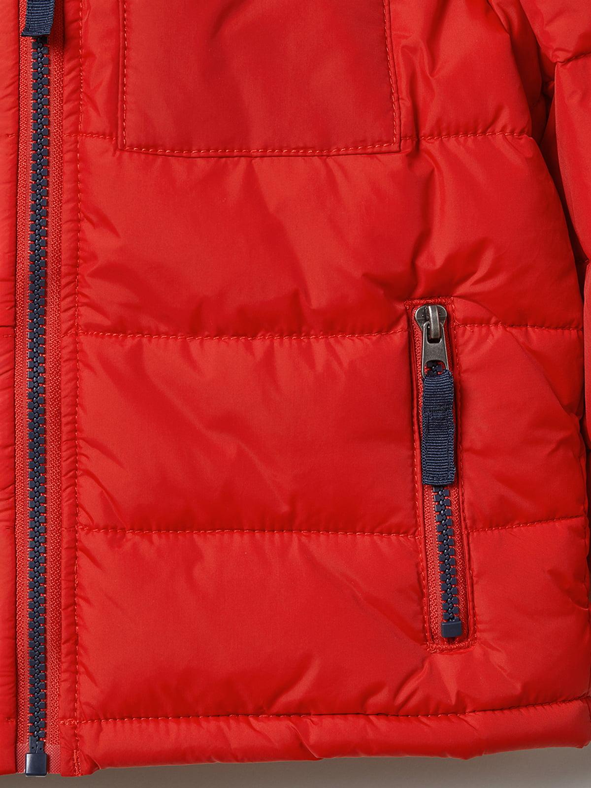Куртка красная | 5045929 | фото 2