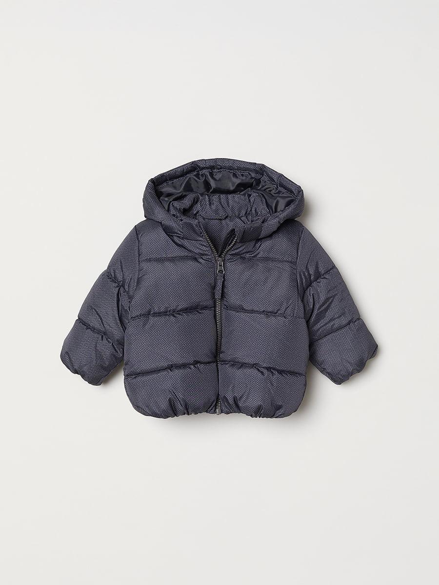 Куртка темно-синяя | 5045972