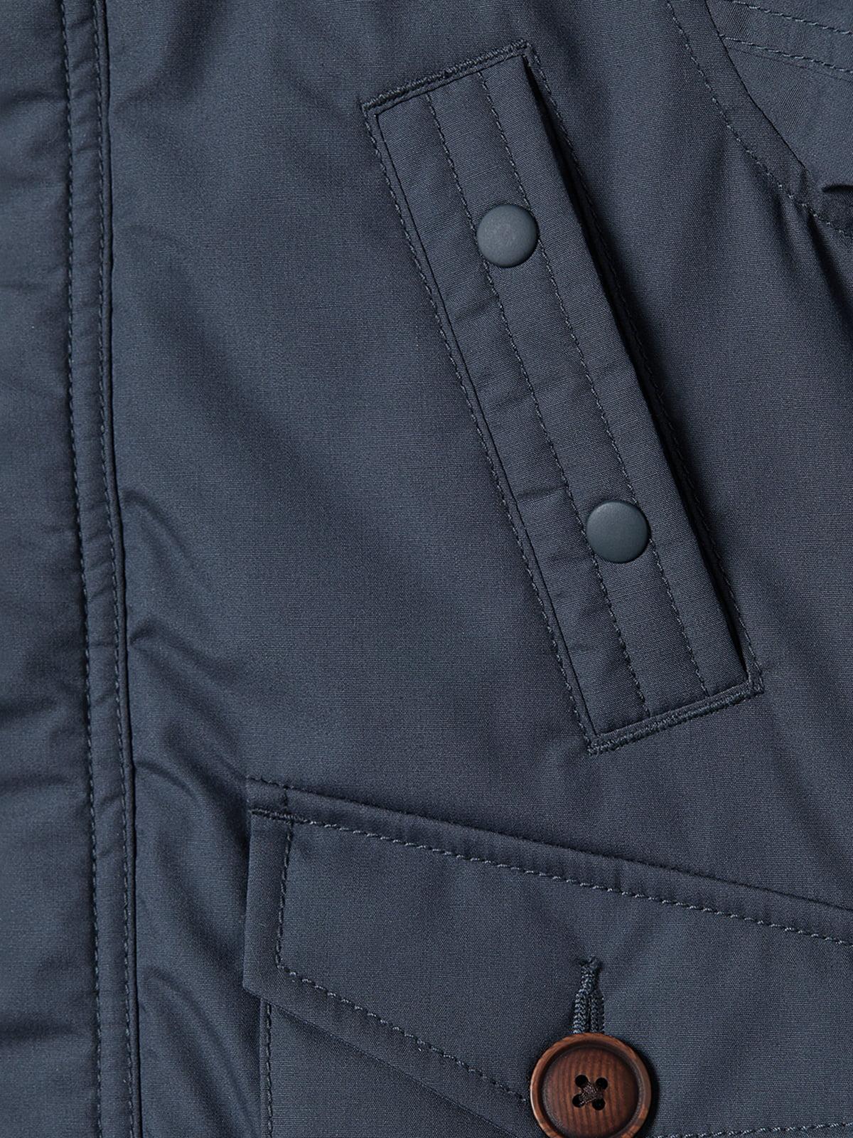 Куртка синя | 5046437 | фото 3