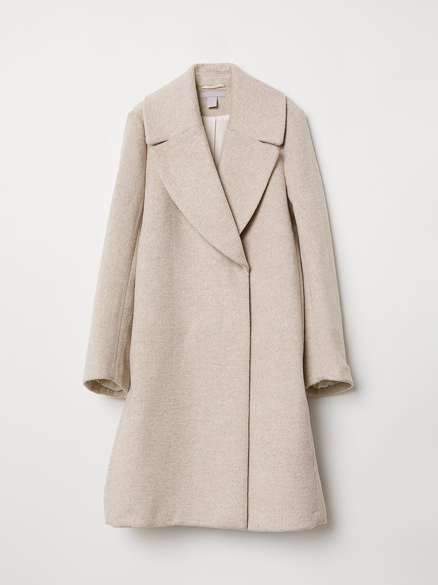 Пальто бежевое | 5046518