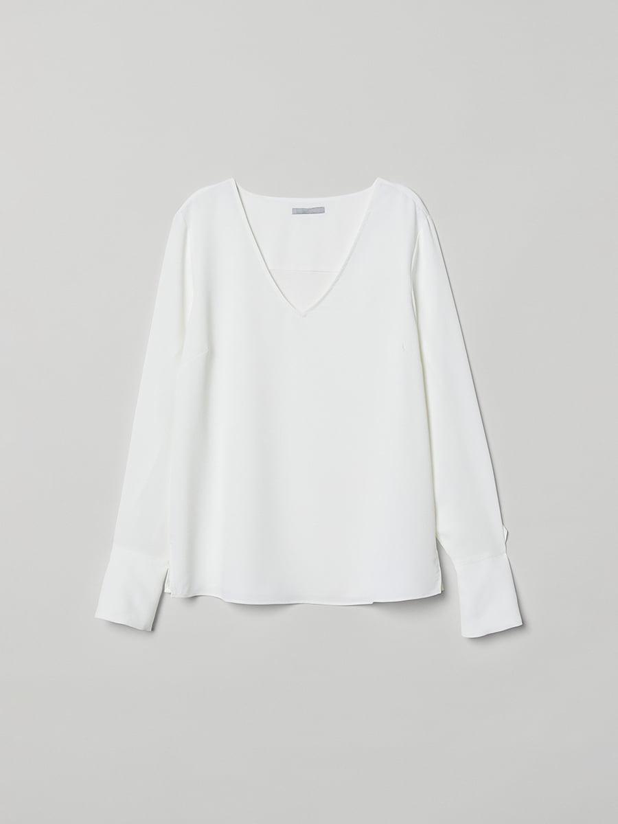 Блуза белая | 5046535