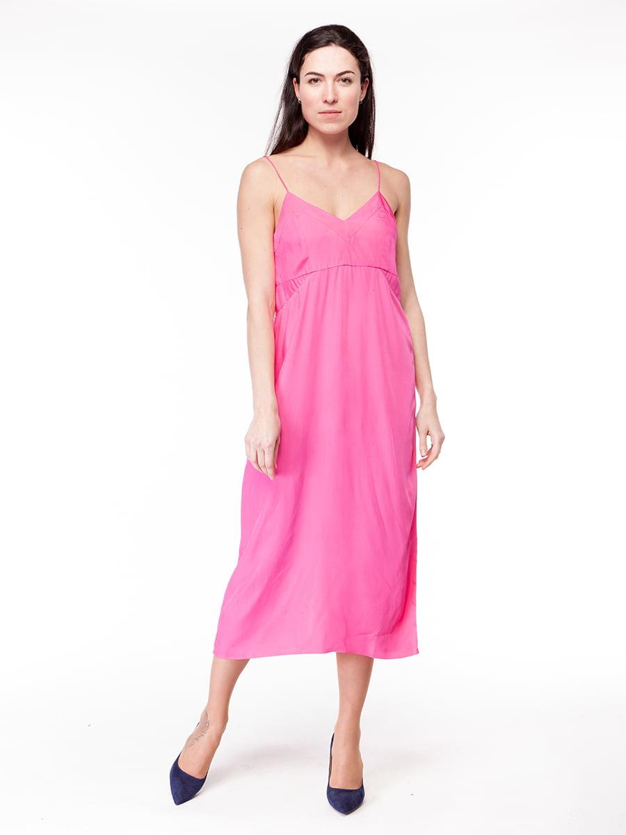 Платье розовое   5047018