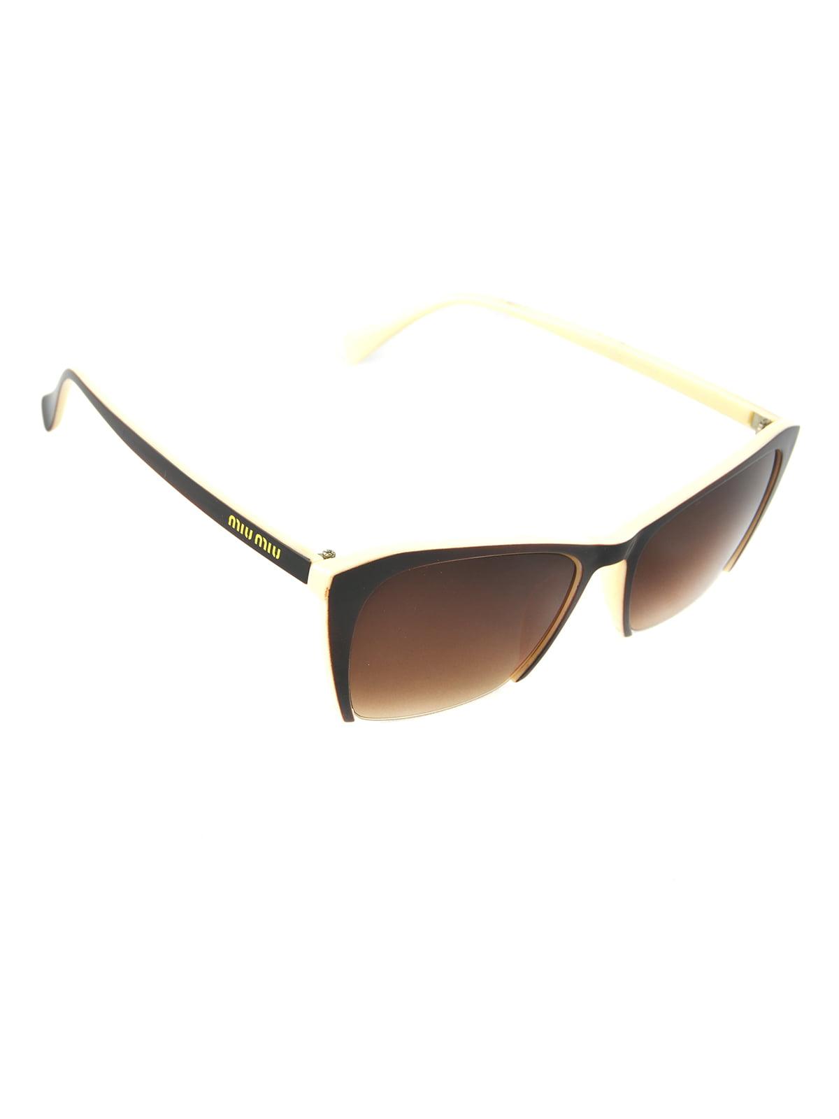 Очки солнцезащитные | 5047981