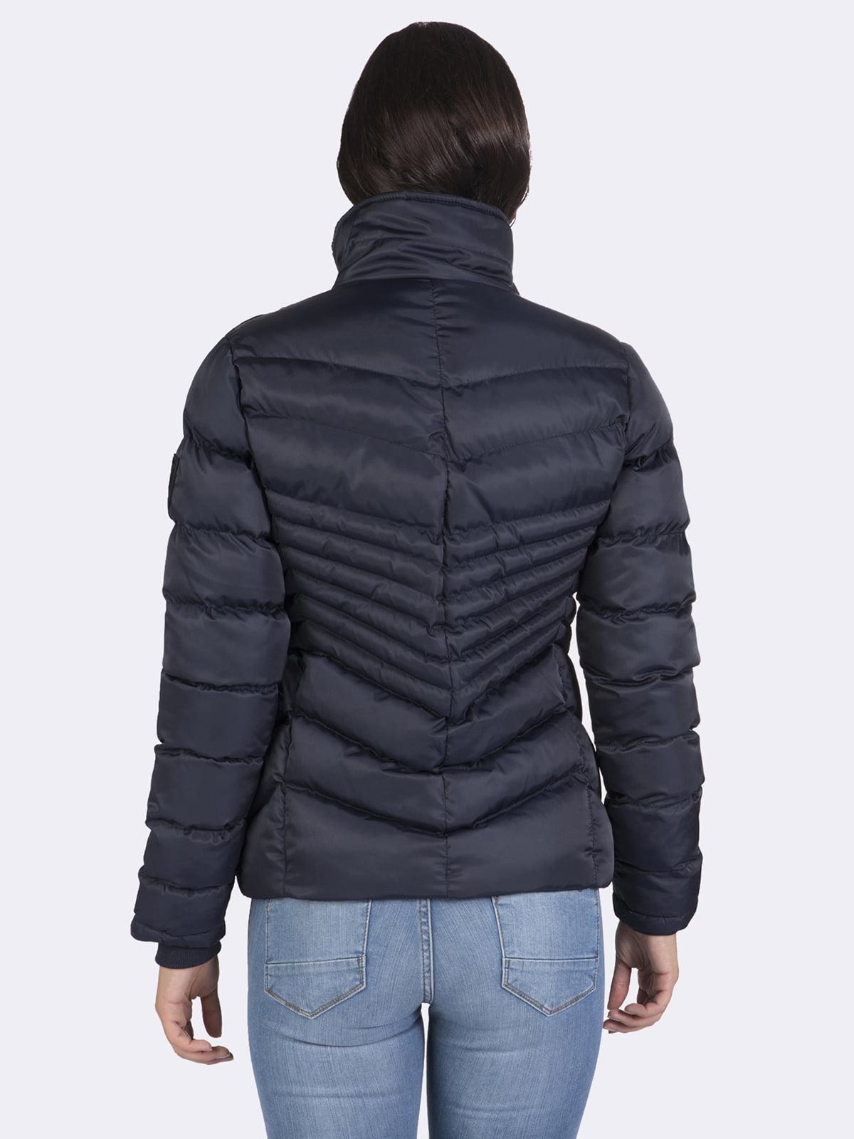 Куртка темно-синяя | 4592974 | фото 8
