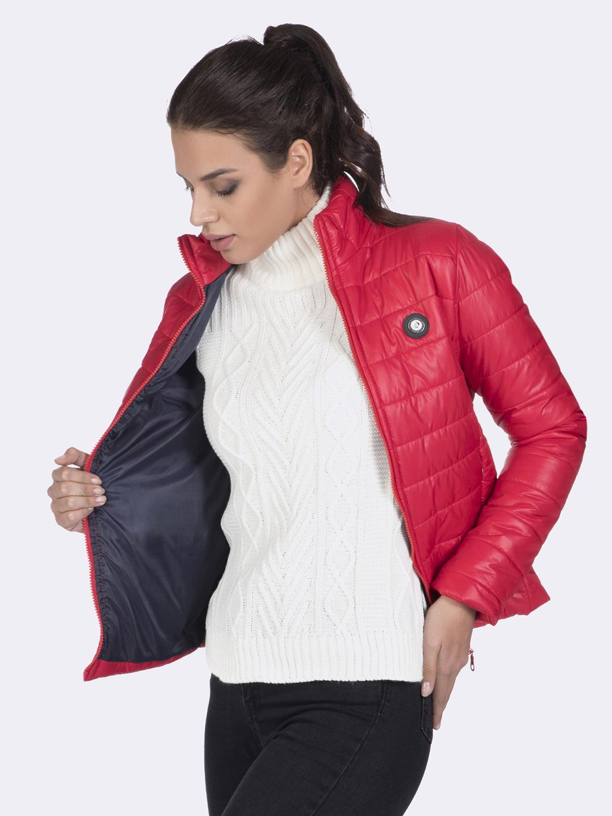 Куртка червона | 4649738 | фото 5