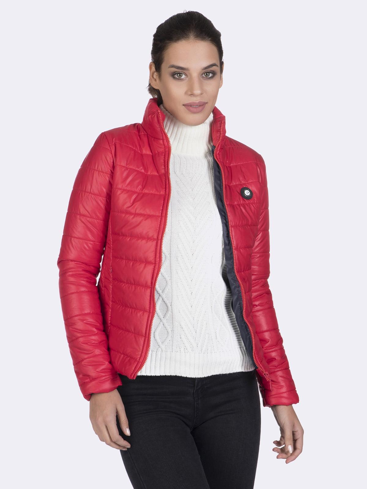 Куртка червона | 4649738 | фото 6
