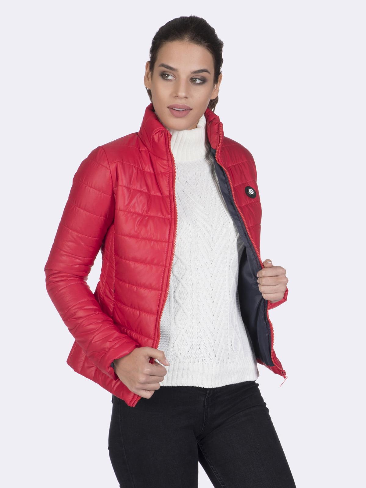 Куртка червона | 4649738 | фото 7