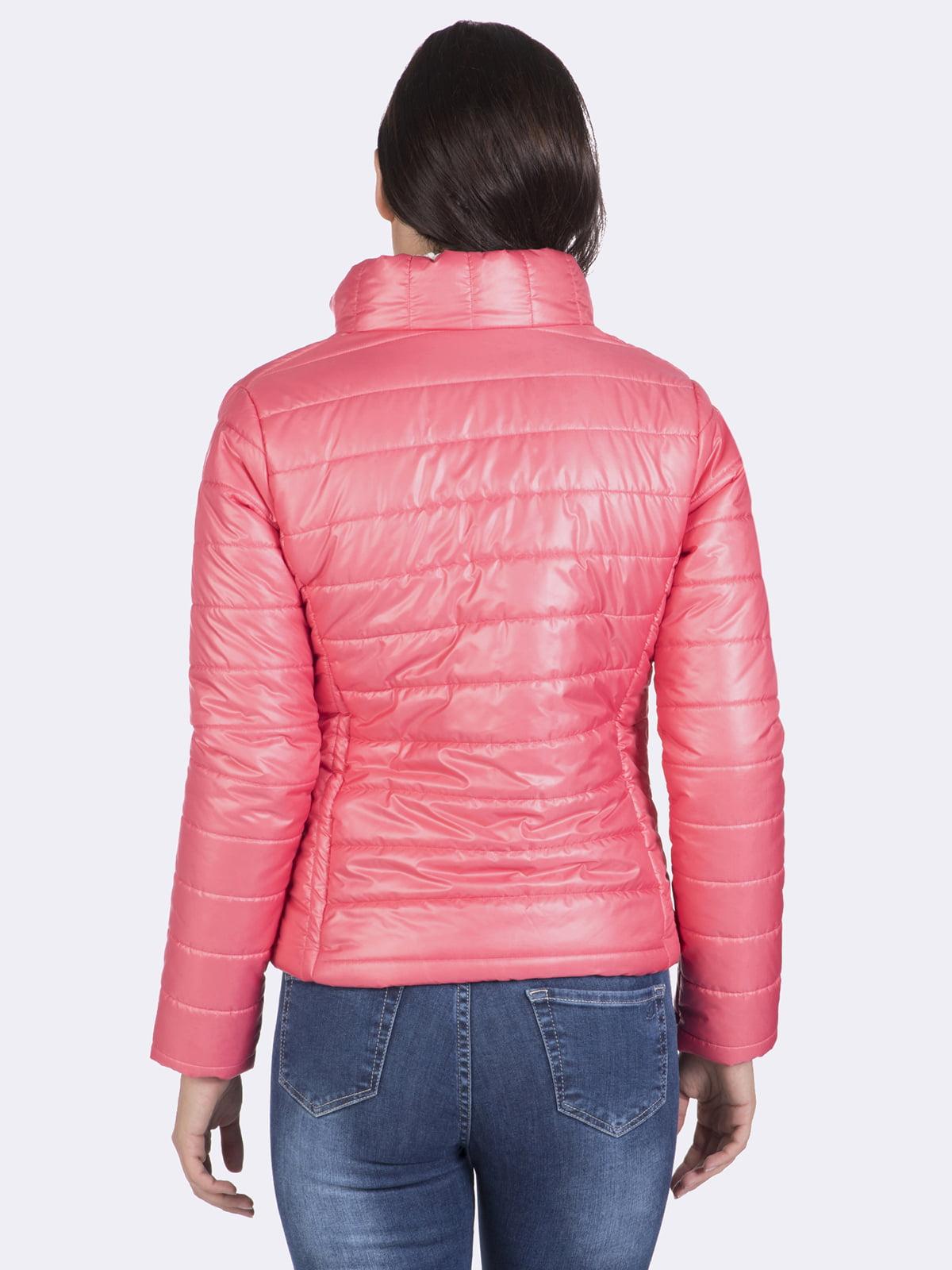Куртка розовая | 4649740 | фото 8