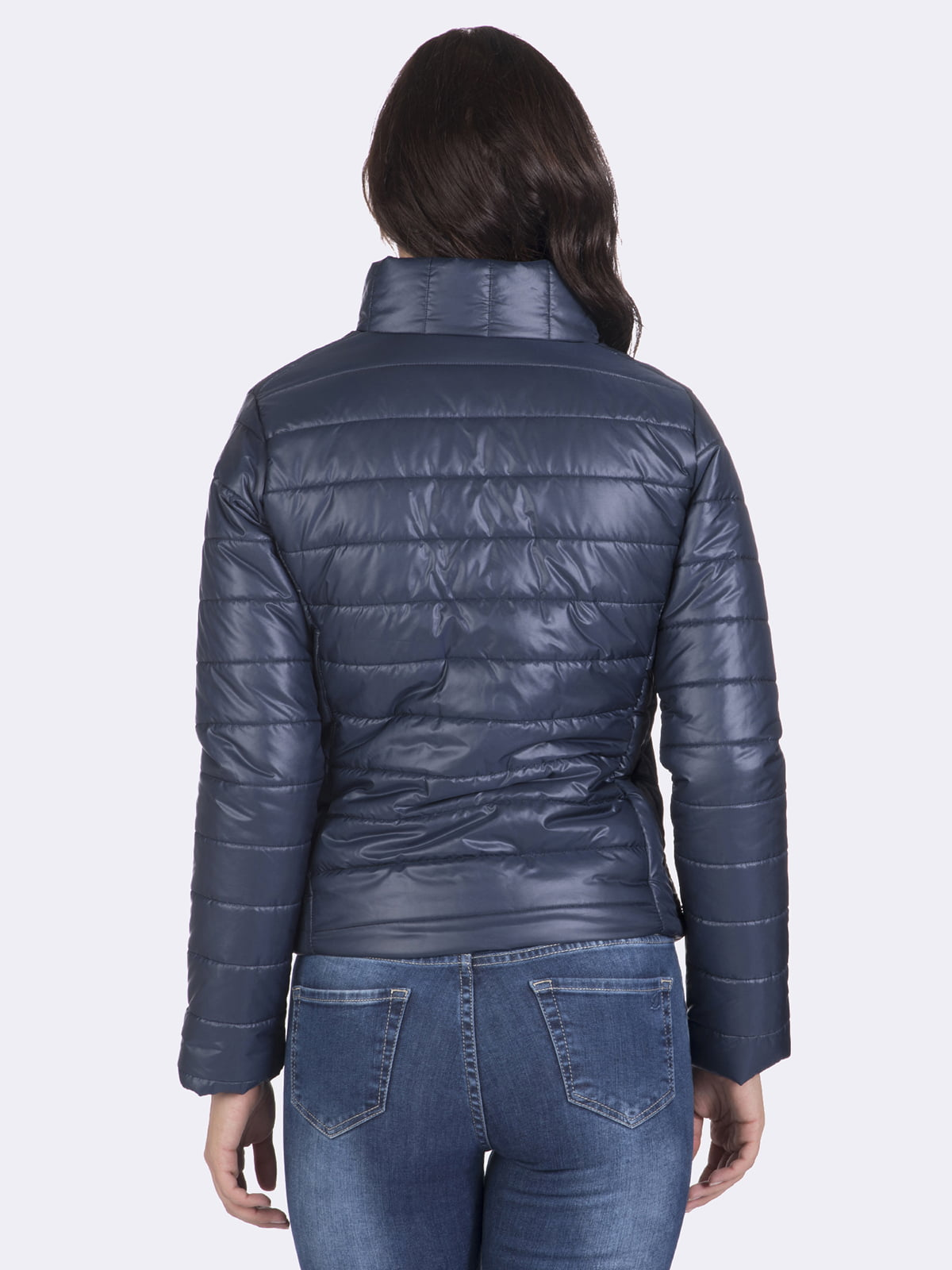 Куртка темно-синяя | 4649741 | фото 8