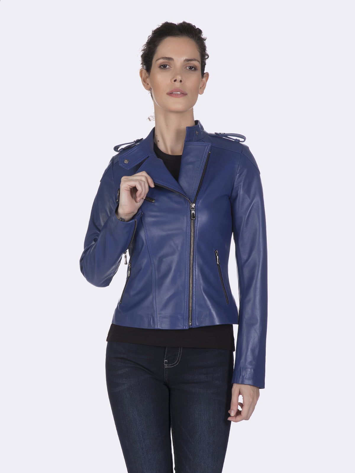 Куртка синя | 5049724