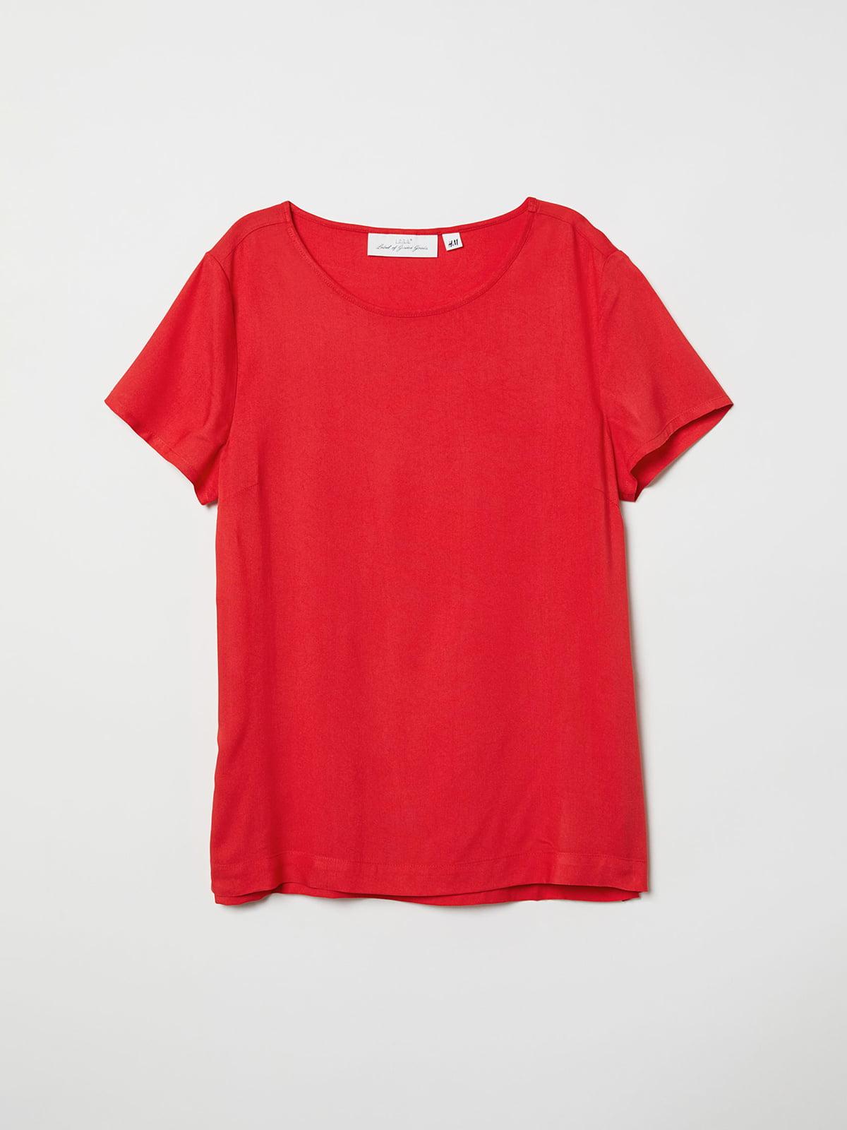 Блуза красная | 5045431