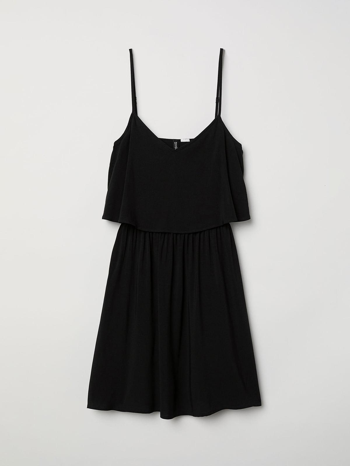 Платье черное   5045477