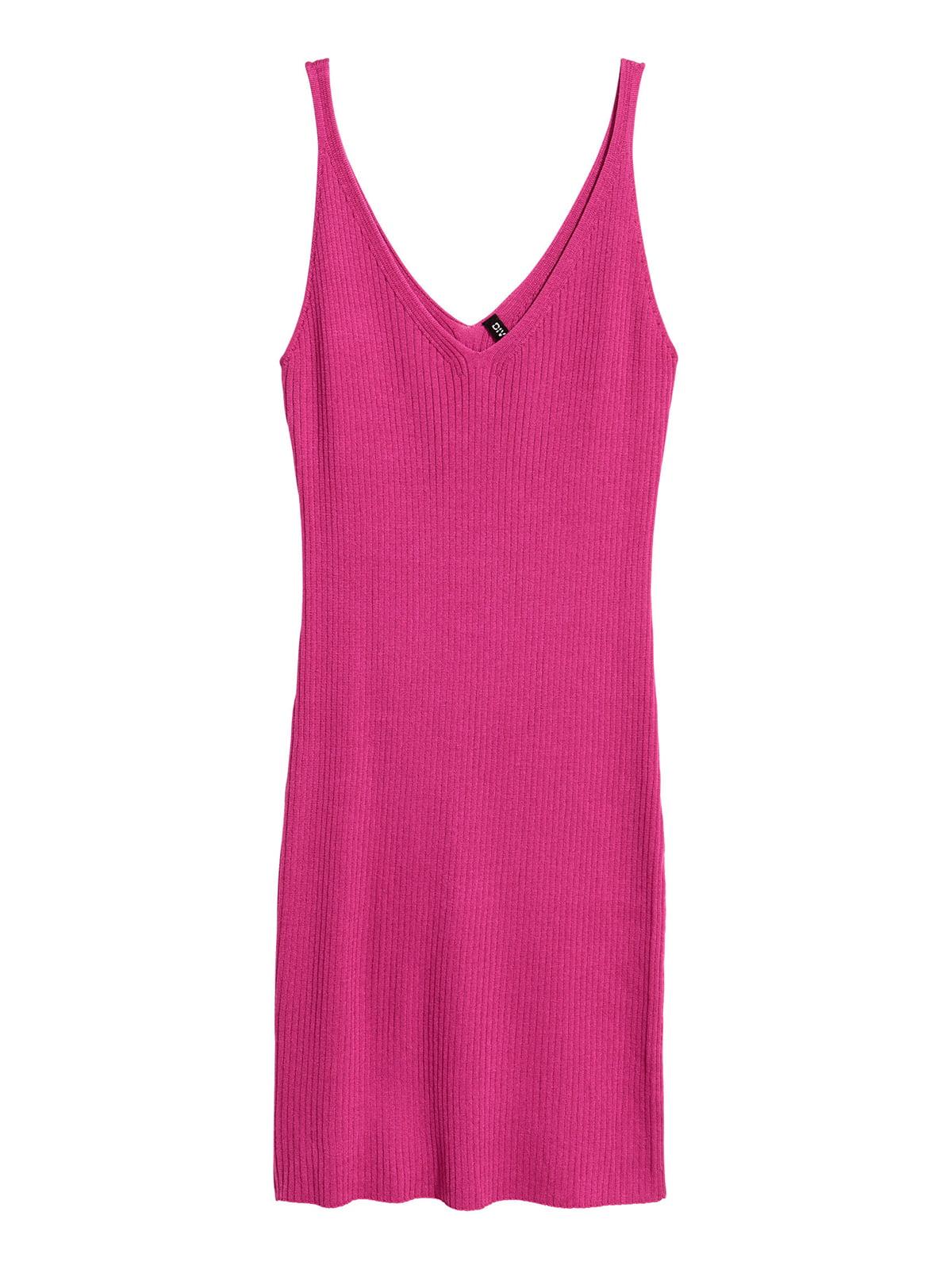 Платье цвета фуксии | 5045528