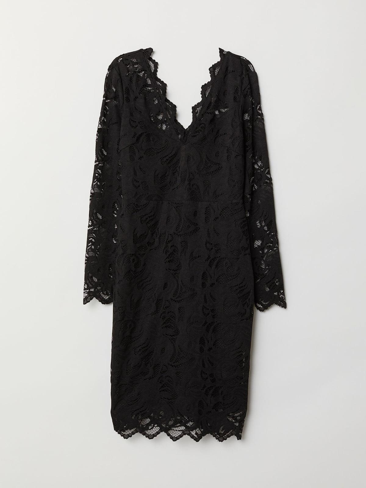 Платье черное | 5045583