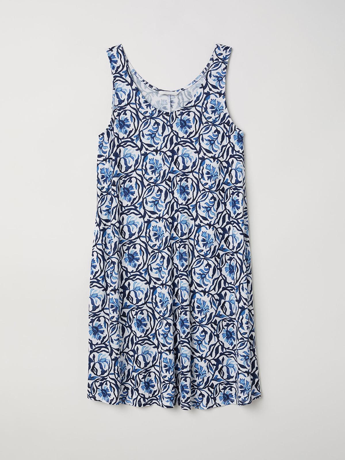 Платье в принт | 5045914