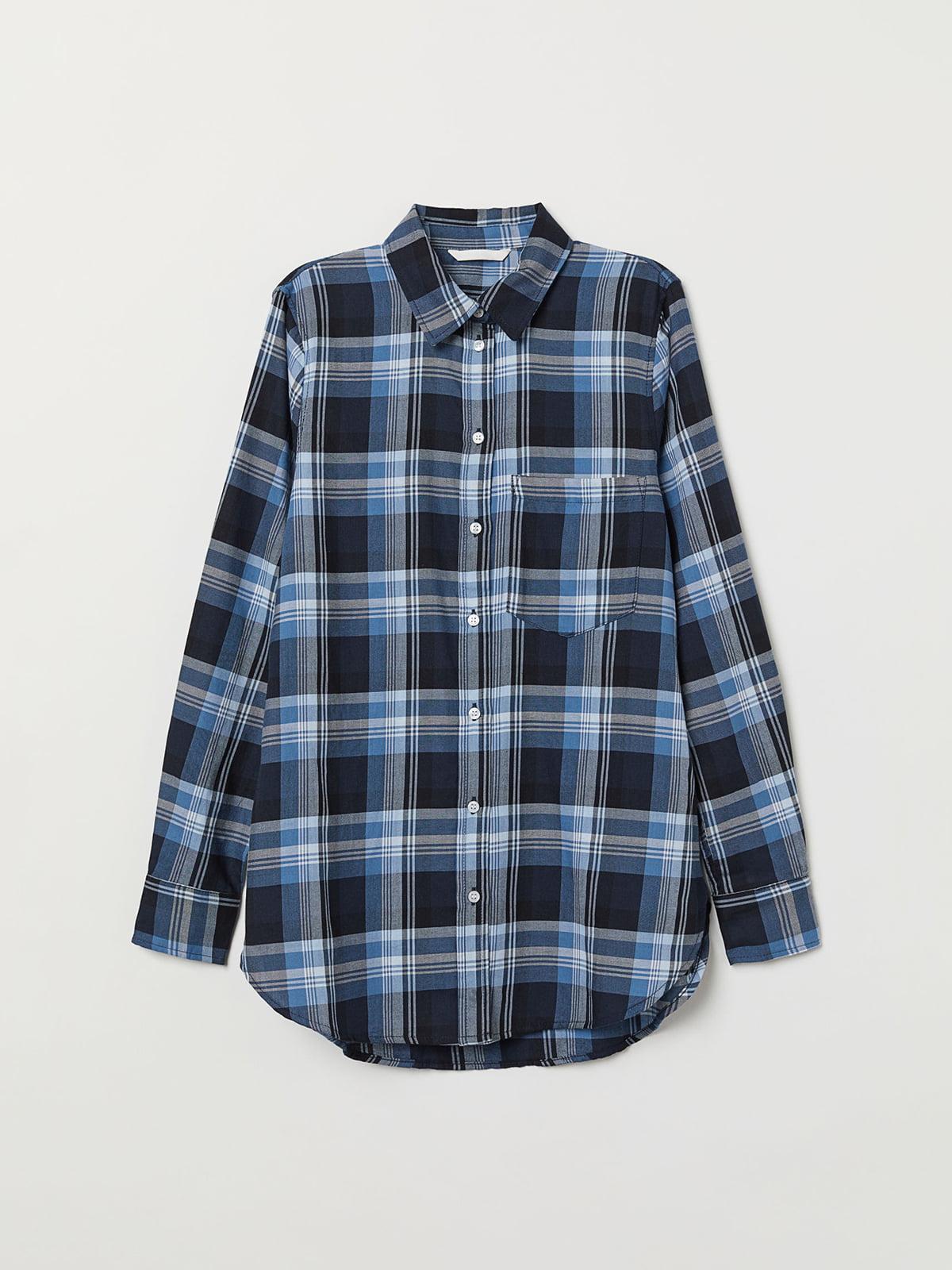 Рубашка в клетку | 5045949