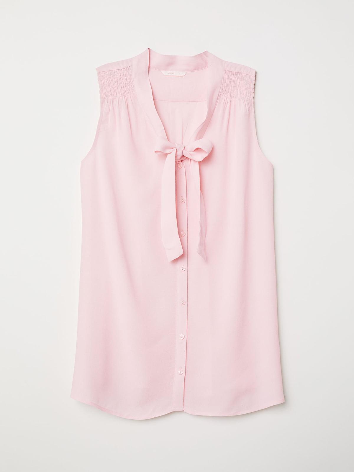Блуза розовая | 5046099