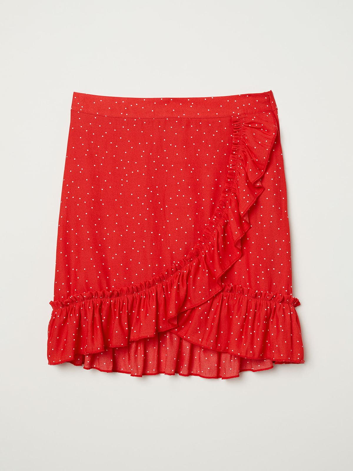 Спідниця червона | 5046193