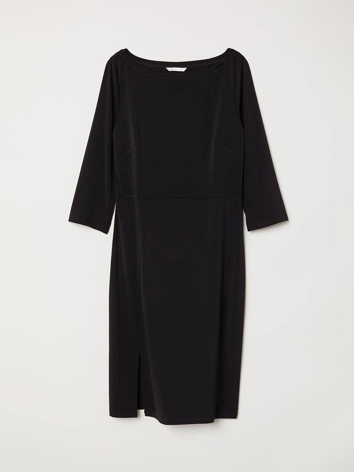 Платье черное | 5046287