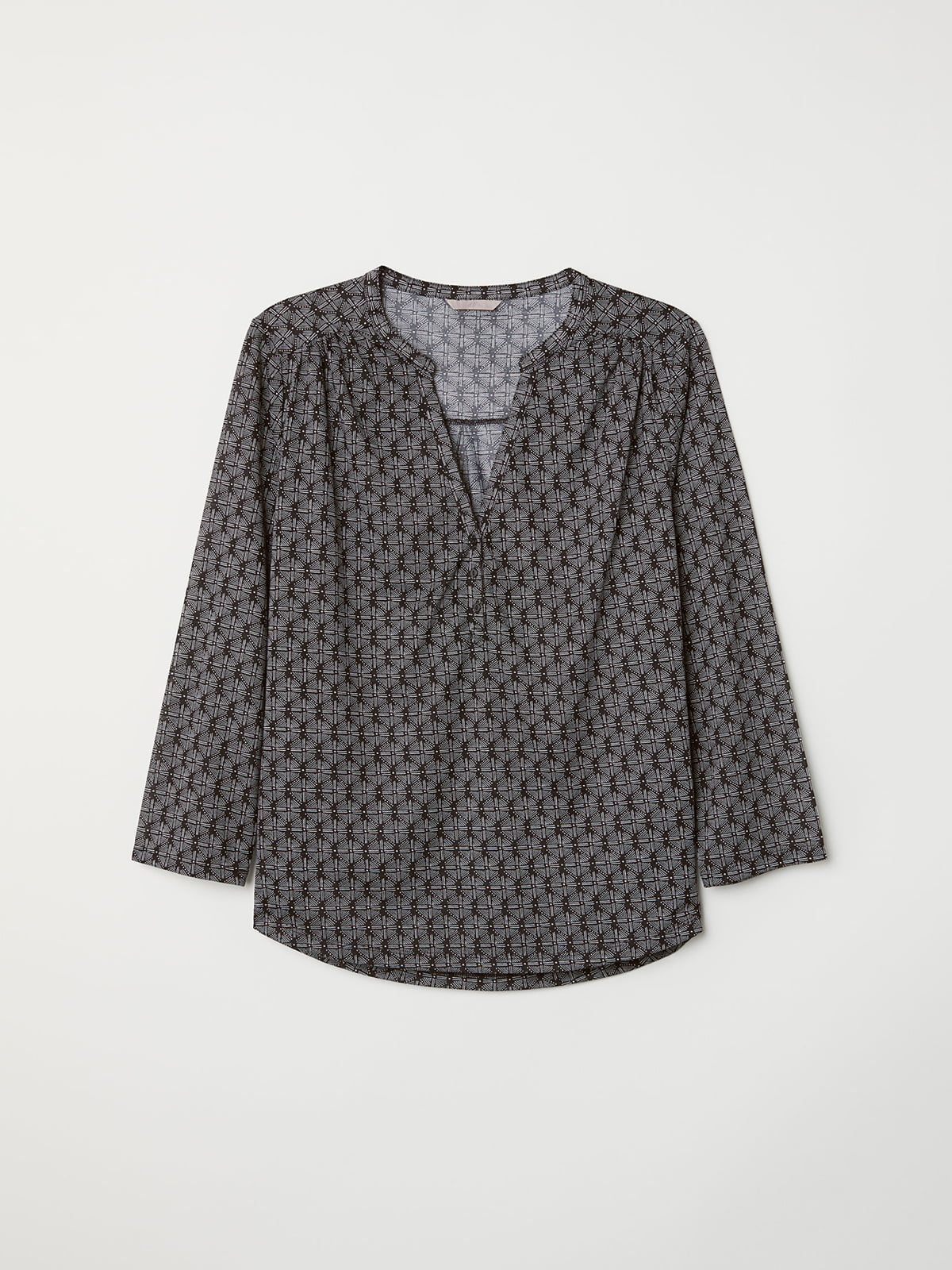 Блуза в принт | 5046445