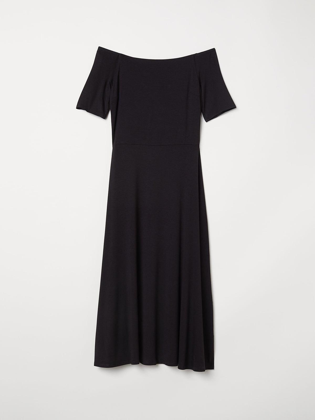Платье черное | 5046446