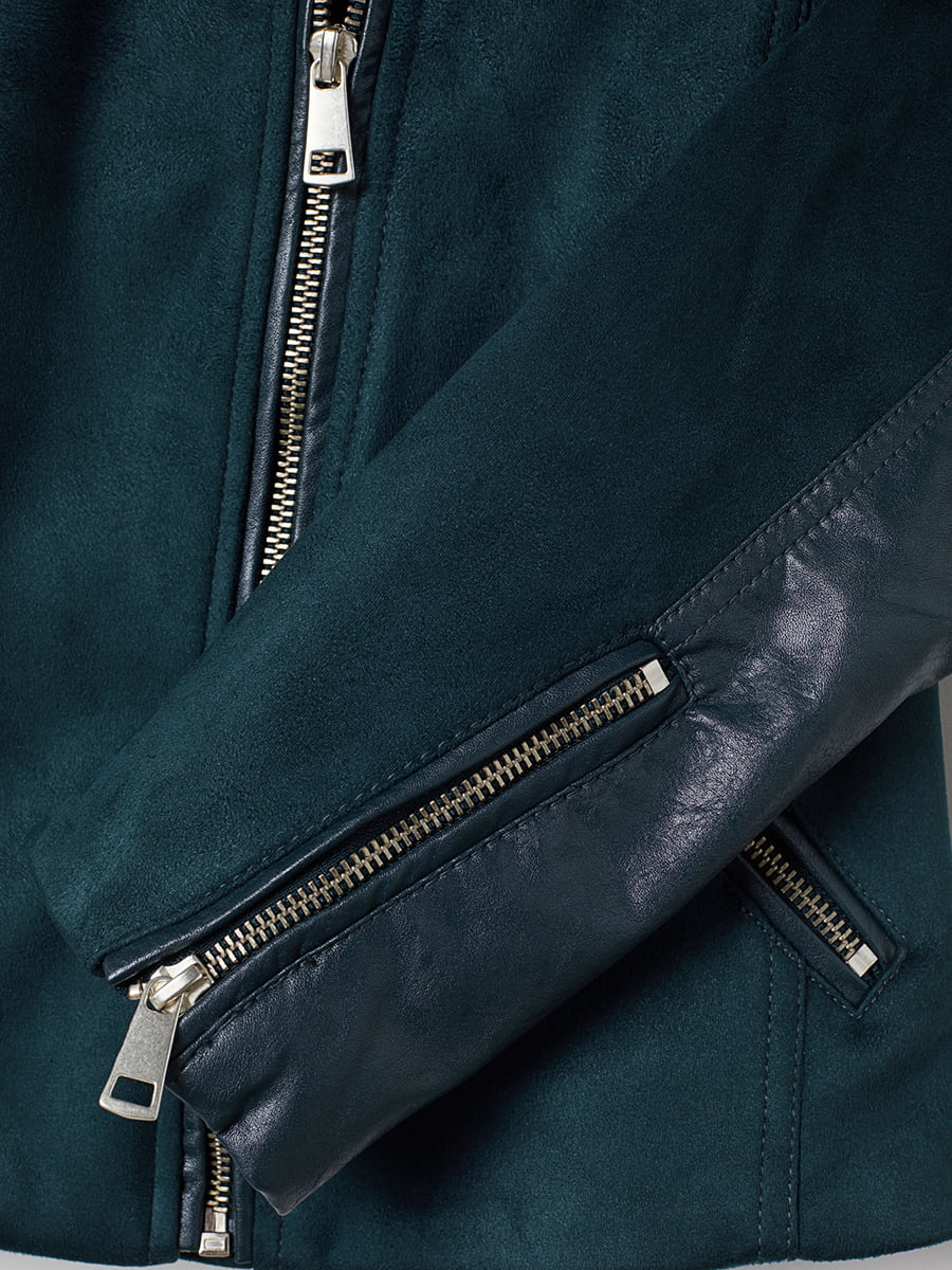 Куртка зелена | 5046573 | фото 2