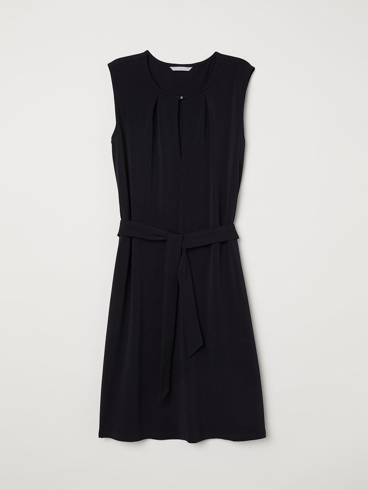 Платье черное | 5046628