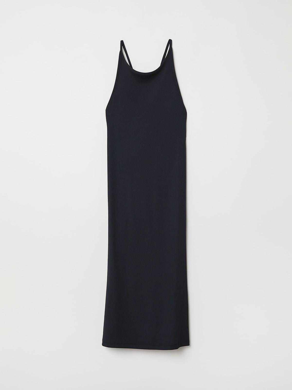 Платье черное | 5046748