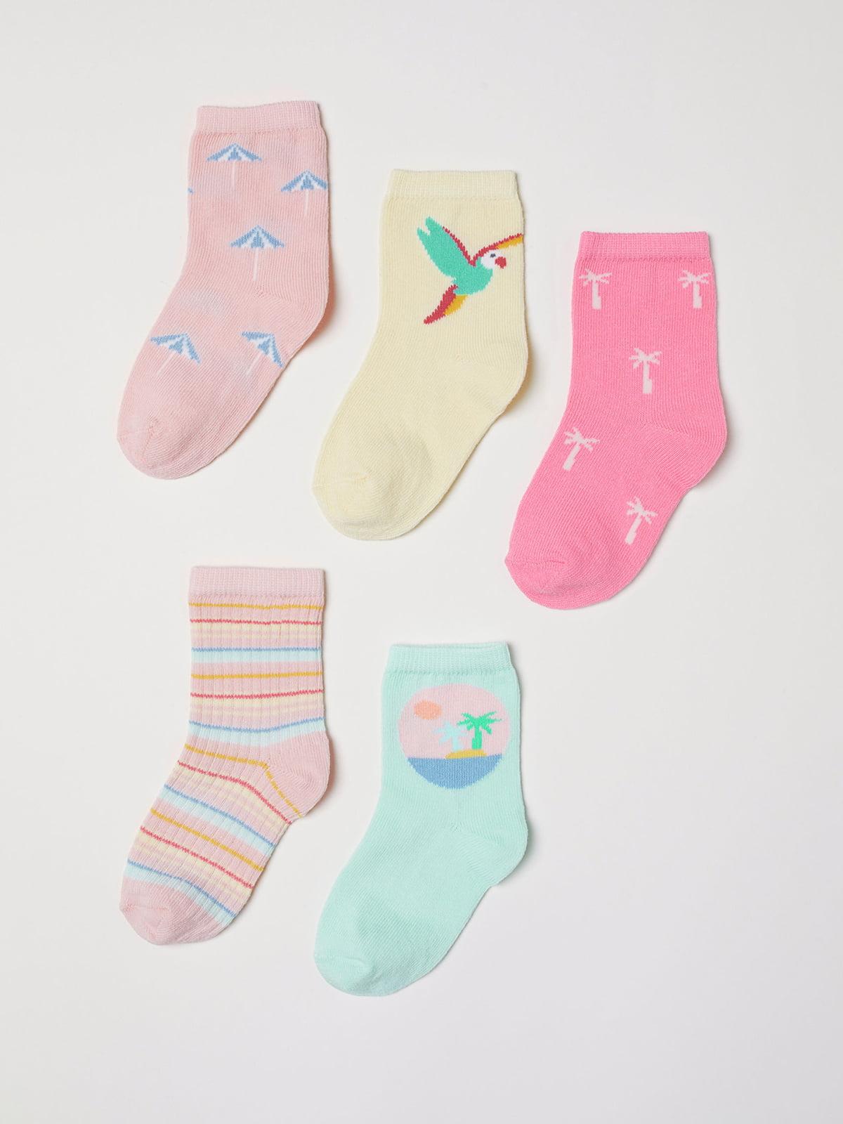 Набір шкарпеток (5 пар)   5046768