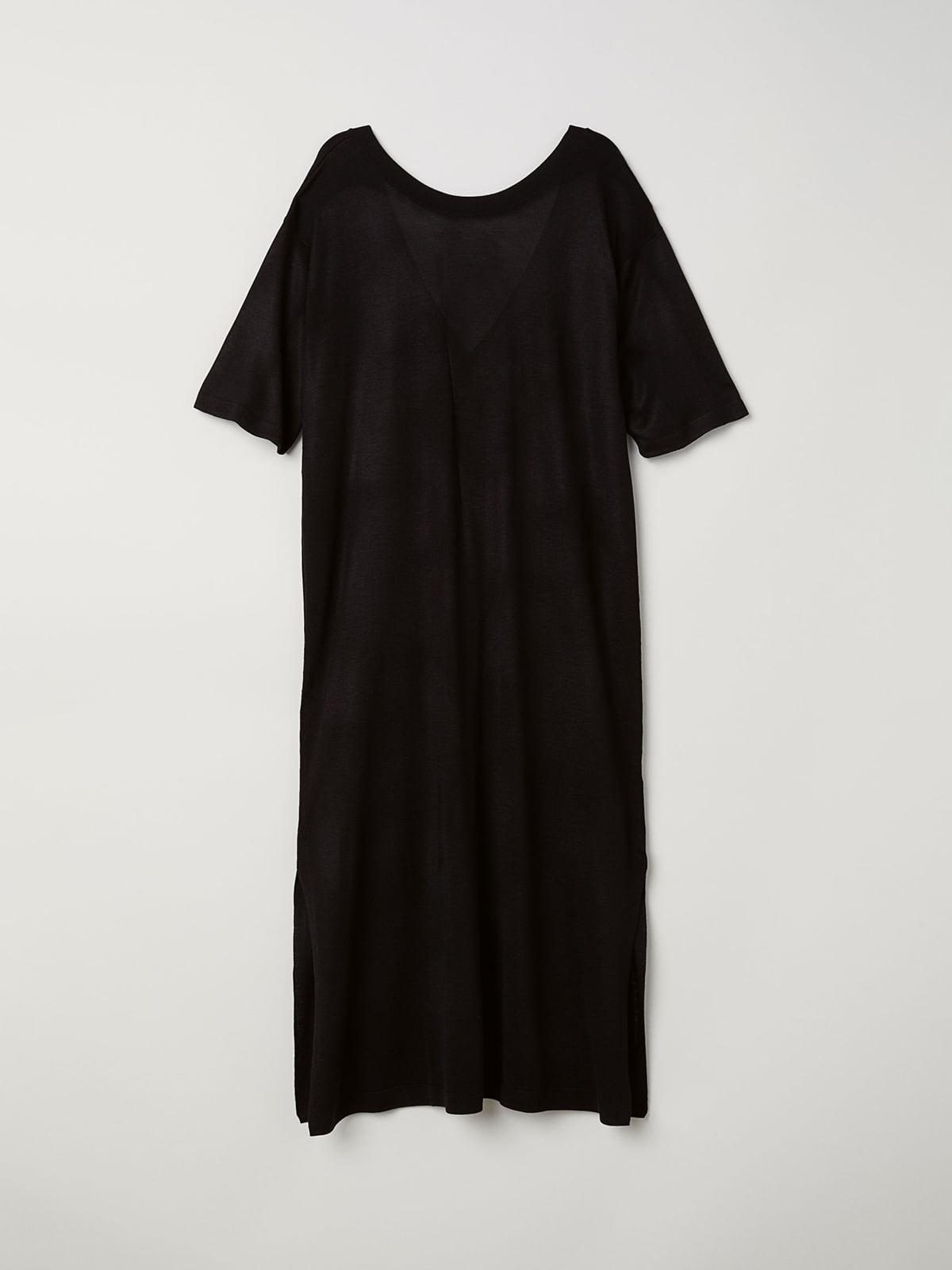 Платье черное | 5046786