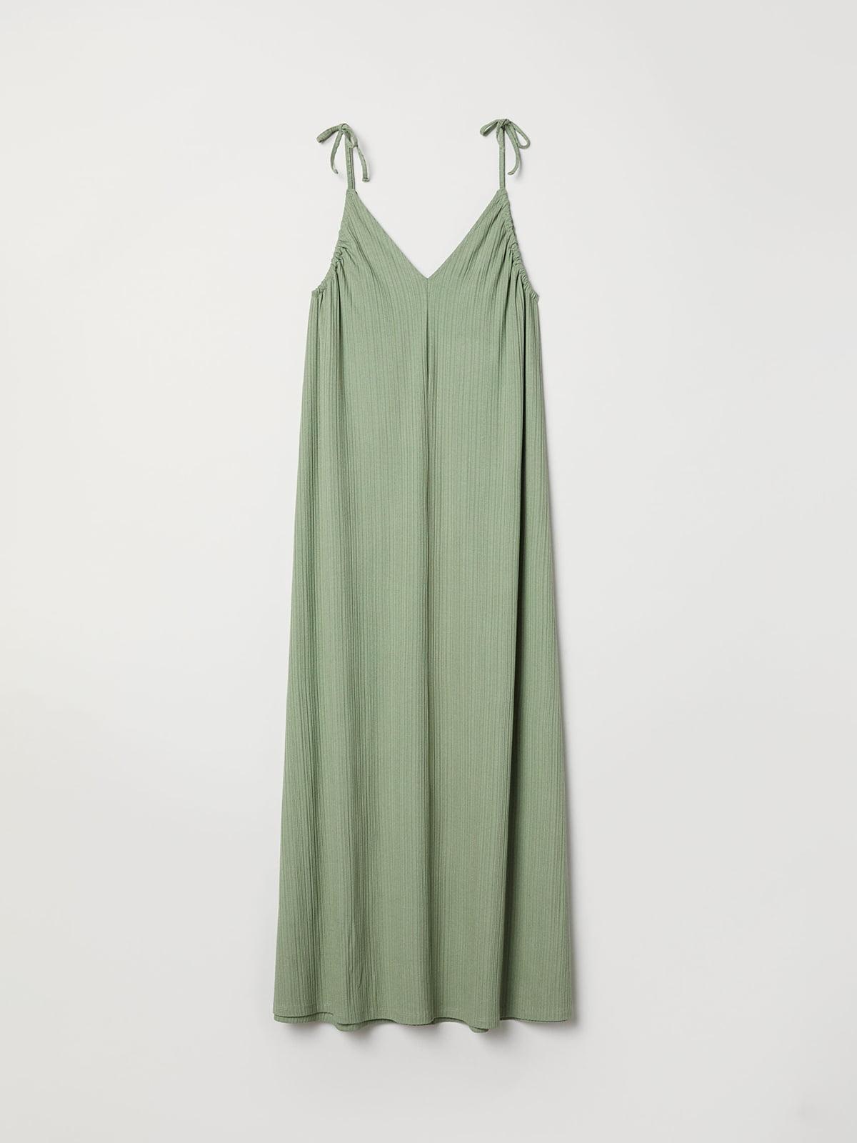 Платье зеленое   5046793