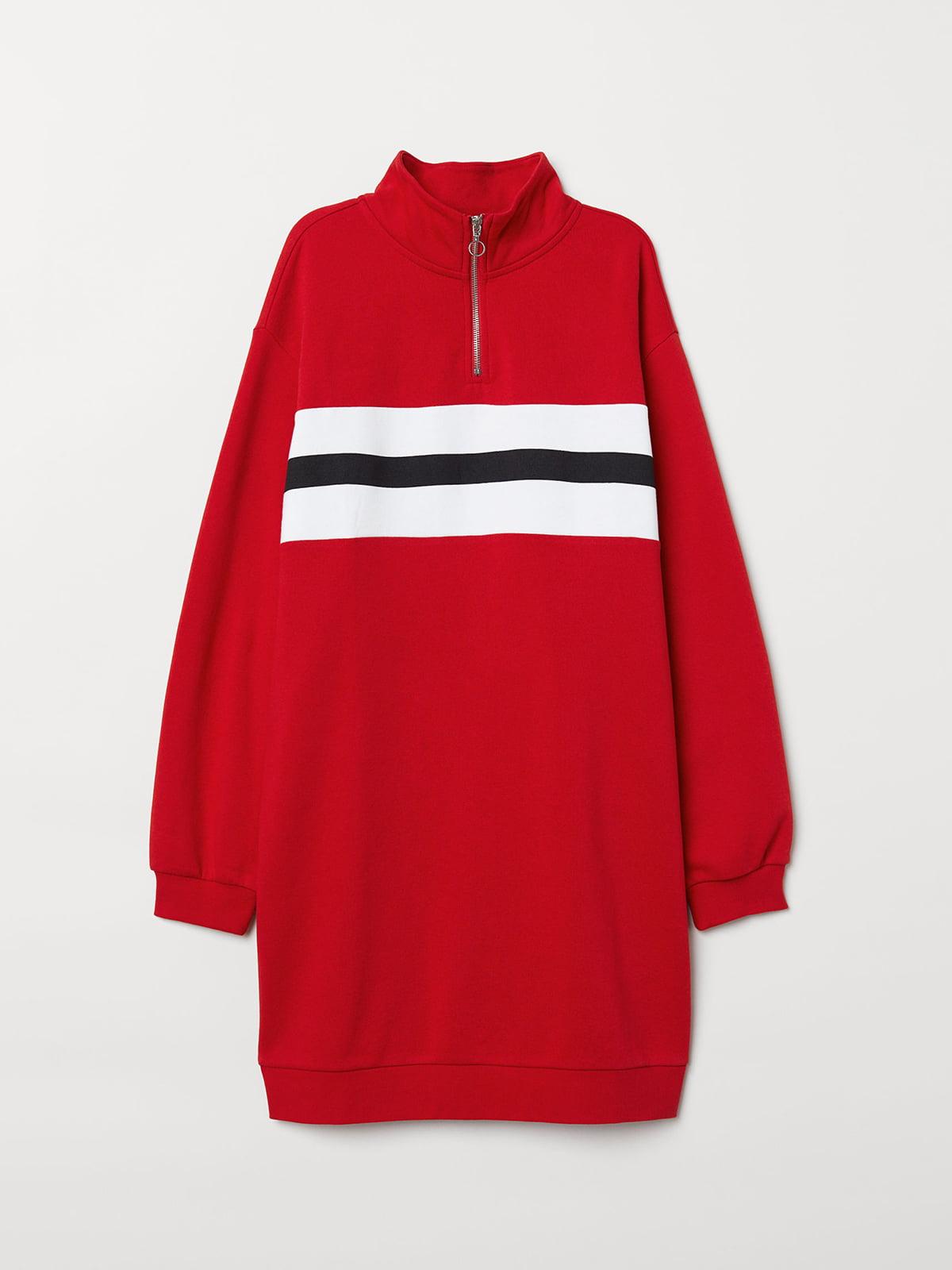 Платье красное | 5046826