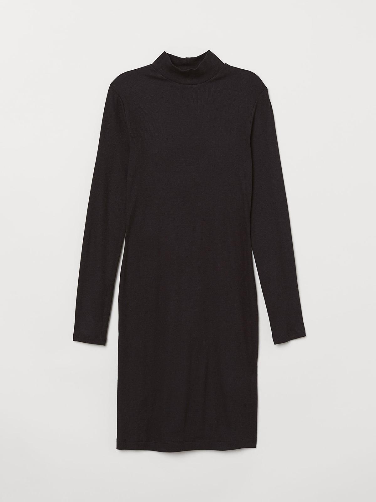 Платье черное   5046827