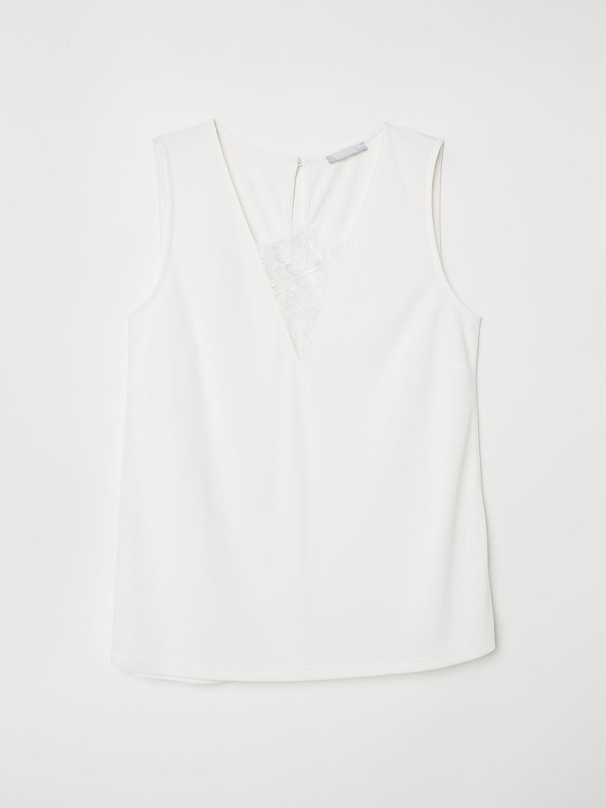 Блуза белая | 5046863