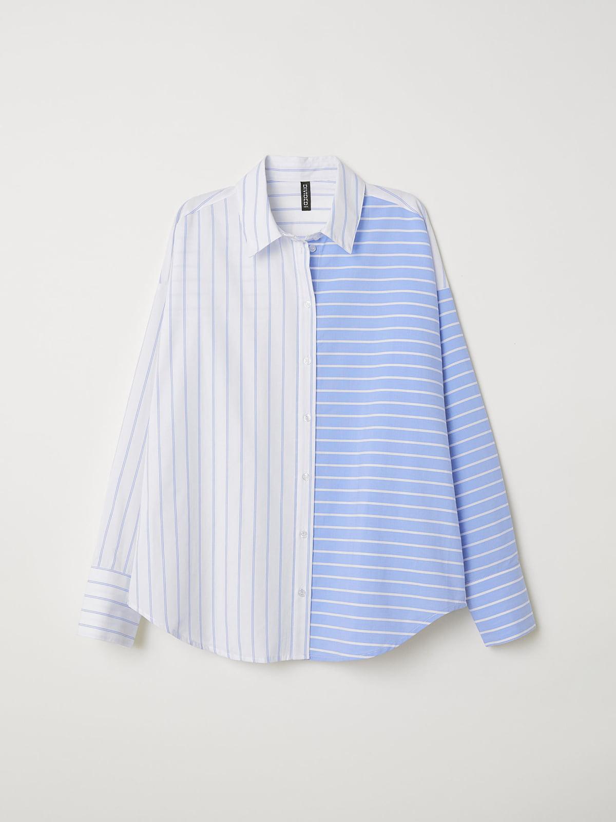 Рубашка в полоску   5046929