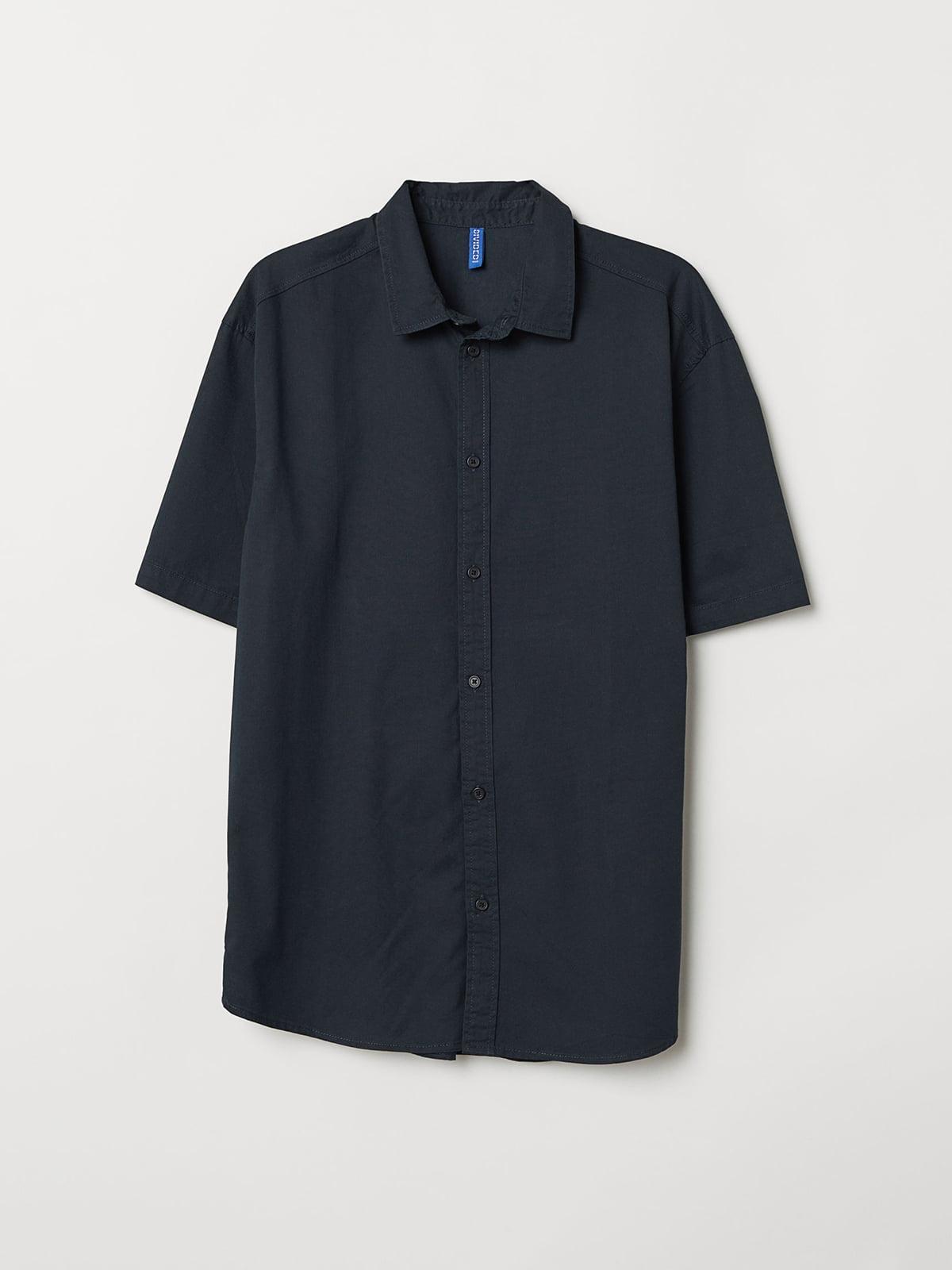 Рубашка синяя | 5046952