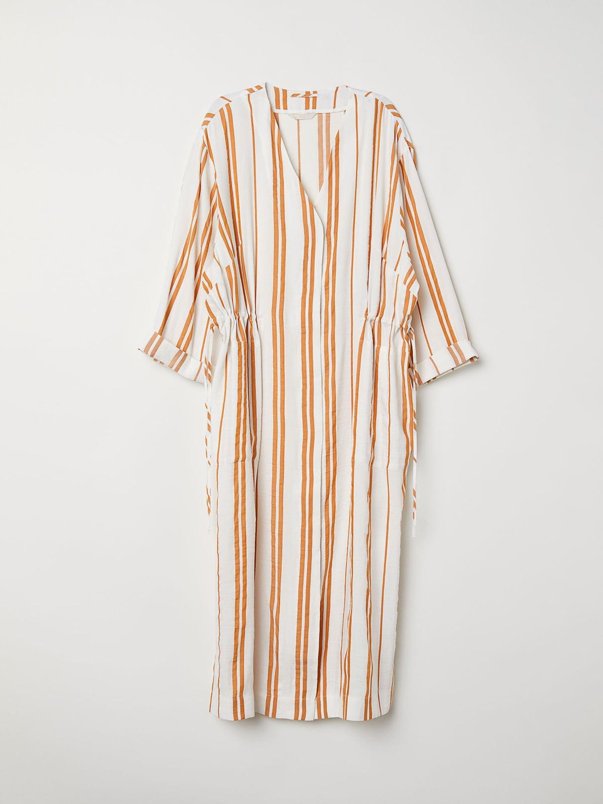 Платье в полоску | 5046979