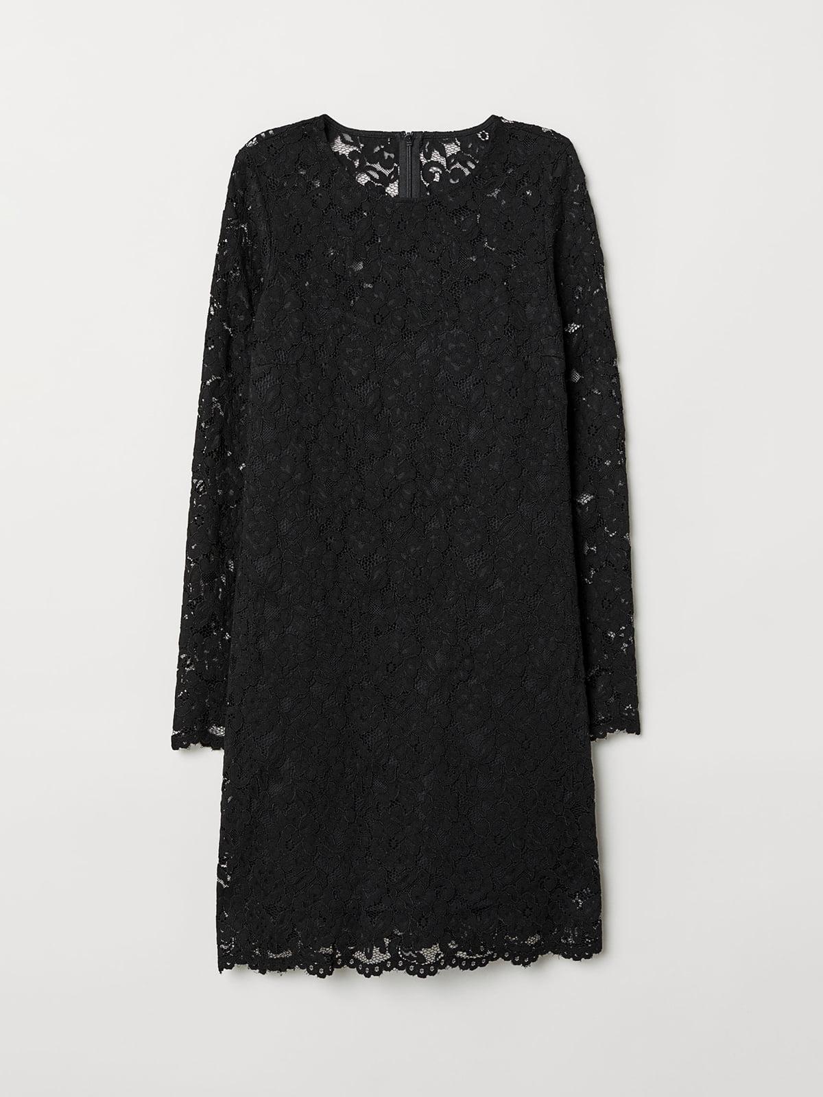Платье черное   5047030