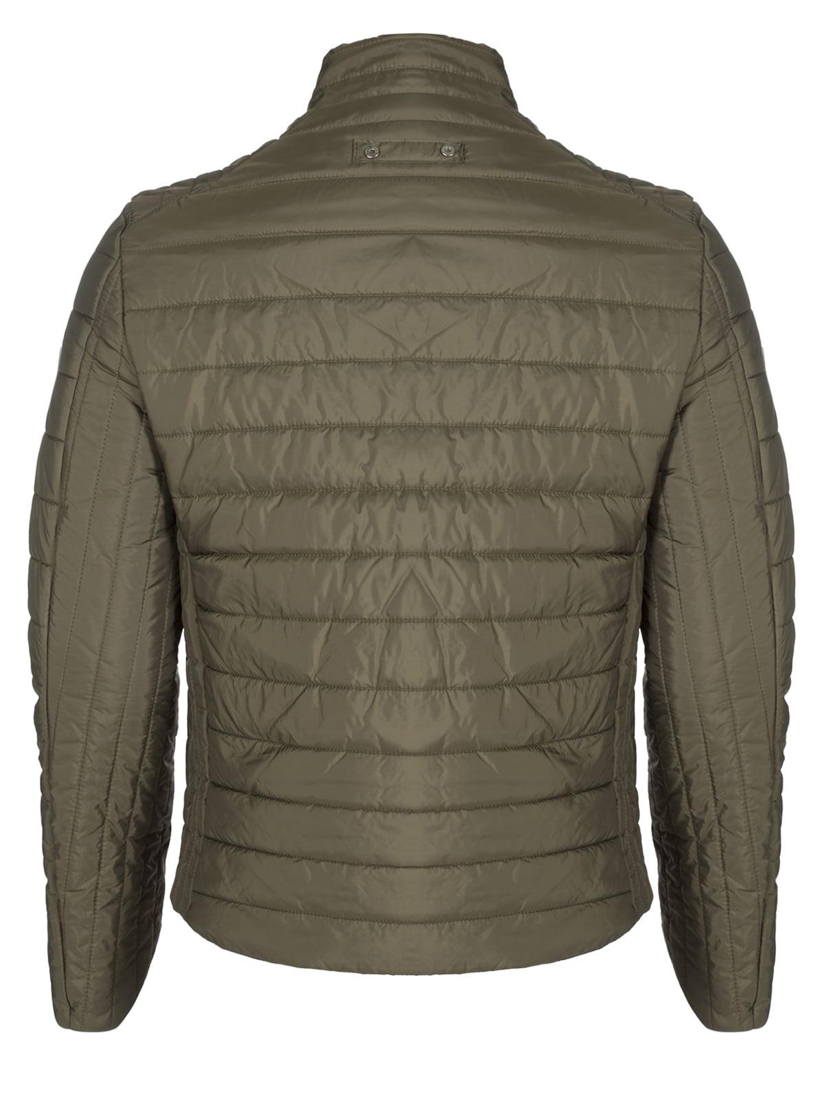 Куртка кольору хакі   4592762   фото 5