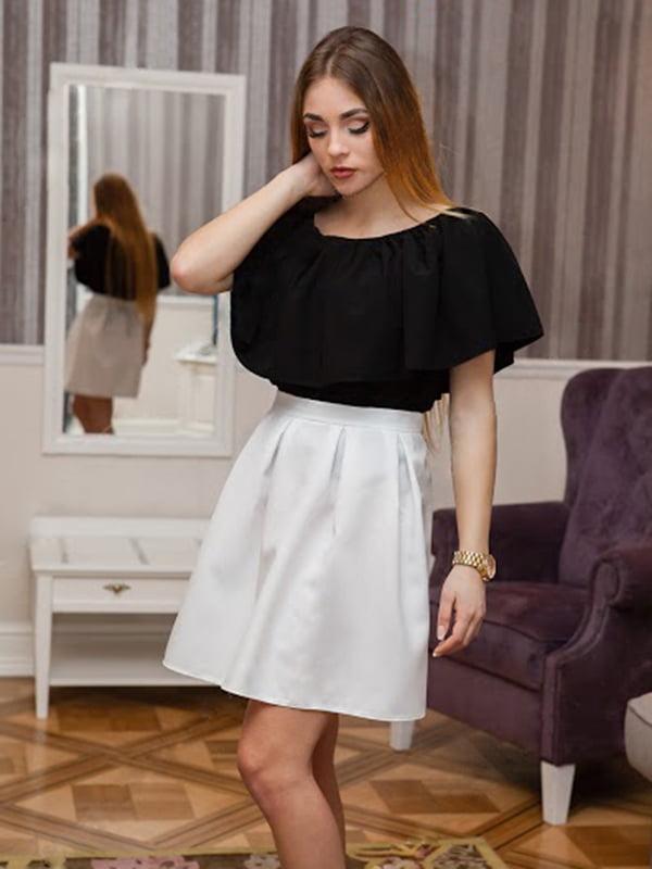 Блуза черная   5037230