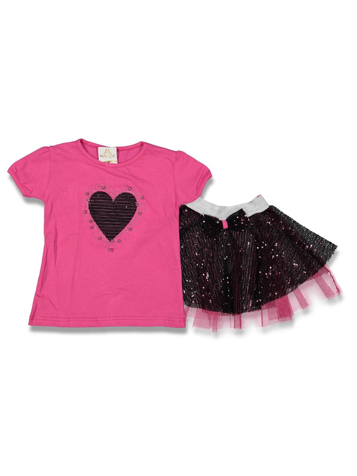 Комплект: футболка і спідниця | 5054632